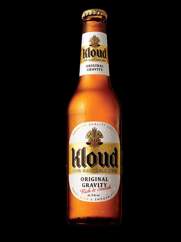 樂天克洛德啤酒 Kloud Beer 1