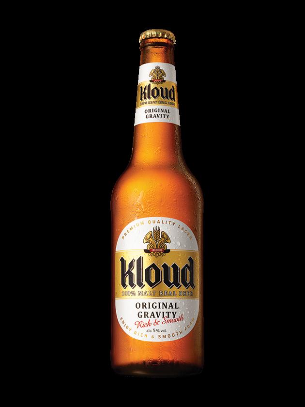 樂天克洛德啤酒 Kloud Beer 2