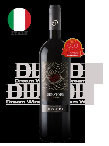 義大利 聖諾托 幸福山丘紅酒 Senatore Primitivo 1