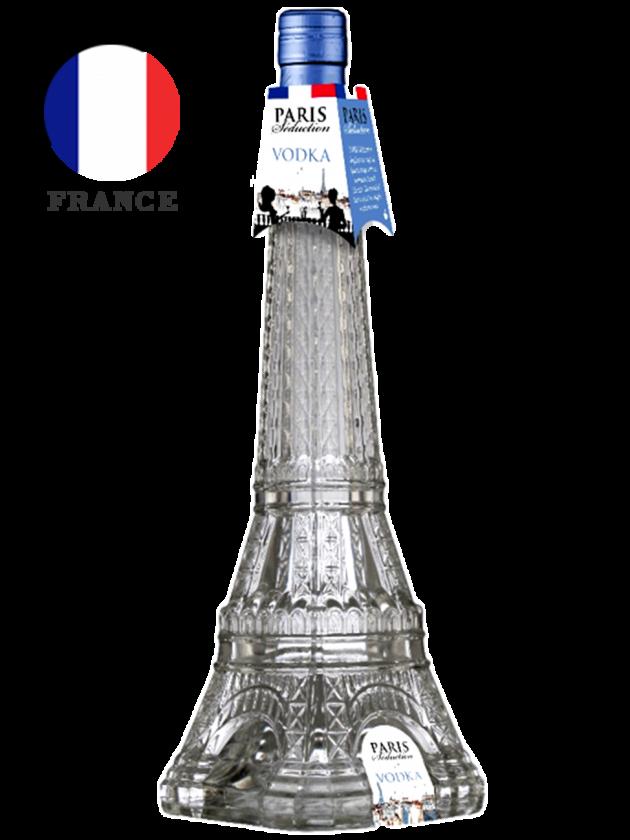 法國 巴黎鐵塔 戀戀伏特加 Paris Seduction vodka 1
