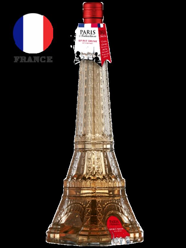 法國 巴黎鐵塔 香甜白蘭地 Paris Seduction Brandy Spirit 1